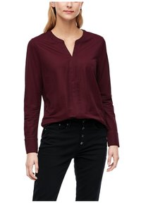 s.Oliver - Blouse - dark red - 3