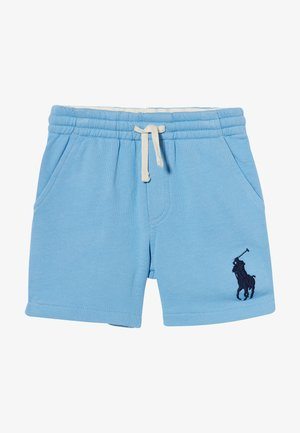 BOTTOMS - Tracksuit bottoms - blue lagoon