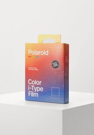 Camera film - color wave edition