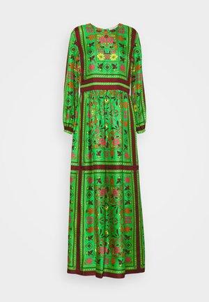 PRINTED DRESS - Maxi dress - folk art print