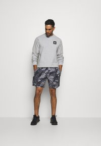 adidas Performance - CREW - Sweatshirt - mottled grey - 1