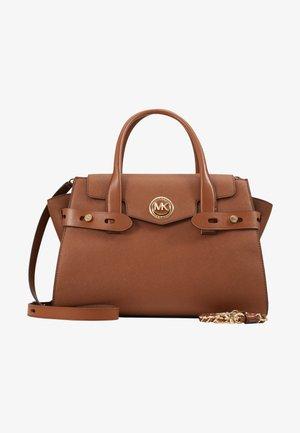 CARMENLG FLAP SATCHEL - Handtasche - luggage