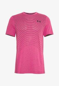 pink surge/black