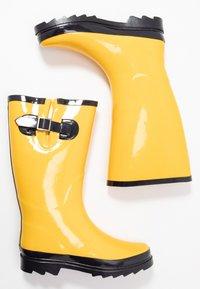 Anna Field - Gummistøvler - yellow - 3