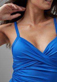 Next - SHAPE ENHANCING  - Swimsuit - blue - 3