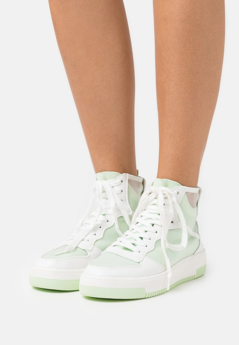 Call it Spring - KAYLEE - Sneakers hoog - light green