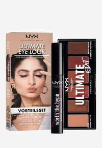 Nyx Professional Makeup - ALL EYES ON YOU WEDDING SET - Makeup set - all eyes on you - 0