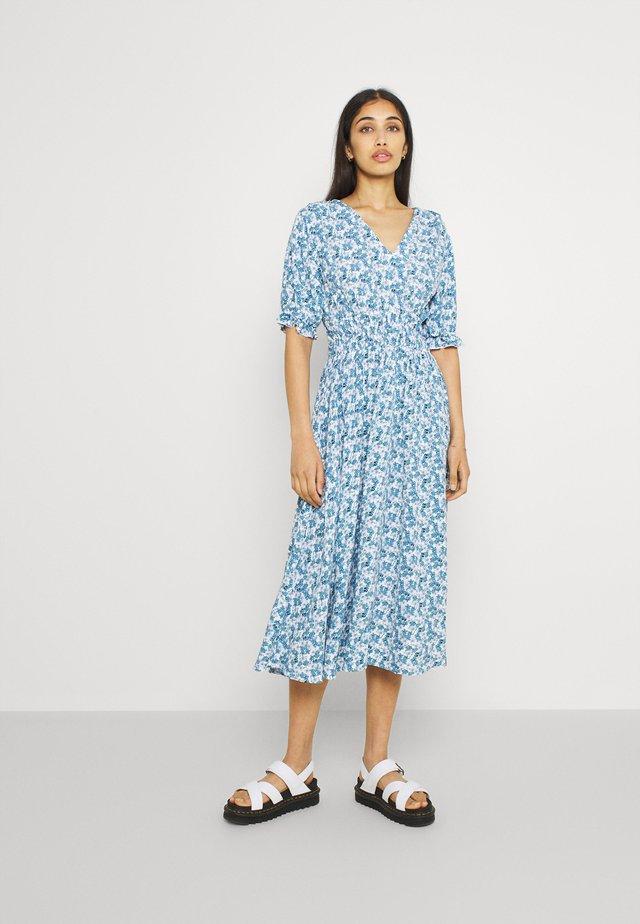 YASSUSLA ANKLE DRESS - Korte jurk - eggnog