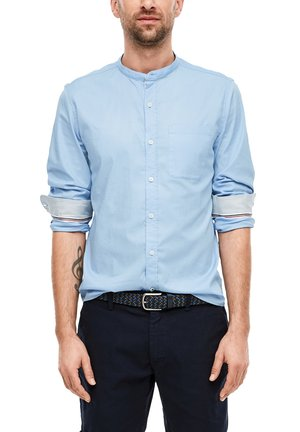 LANGARM - Shirt - light blue
