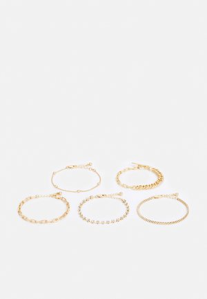 FGMITSY BRACELET 5 pack - Náramek - gold-coloured