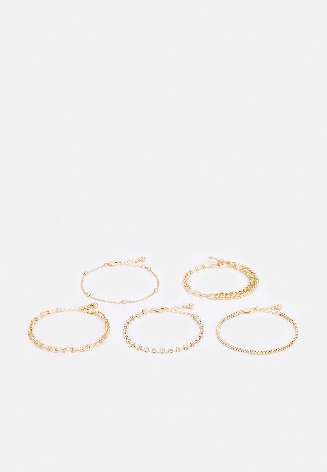 FGMITSY BRACELET 5 pack - Armbånd - gold-coloured