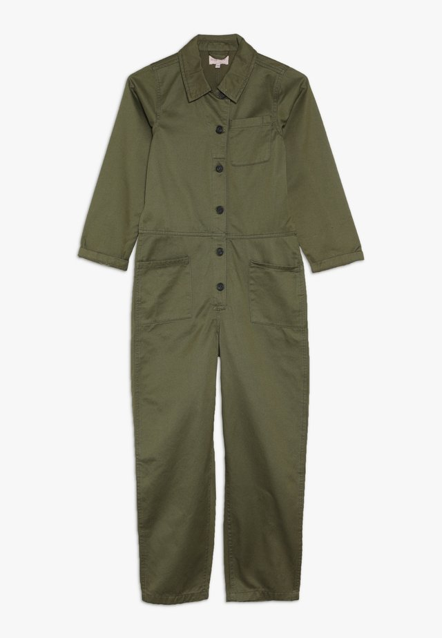 KONRUBY BUTTON  - Overal - olive