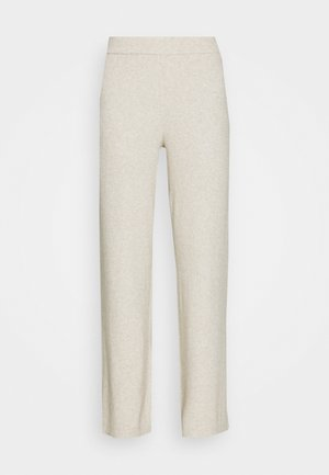 TROUSERS CHESTER - Bukser - light beige