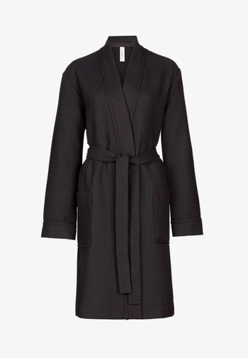THALASSO - Dressing gown - anthrazit