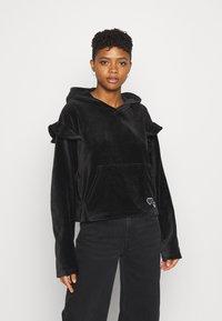 adidas Originals - HOODIE - Sweat à capuche - black - 0