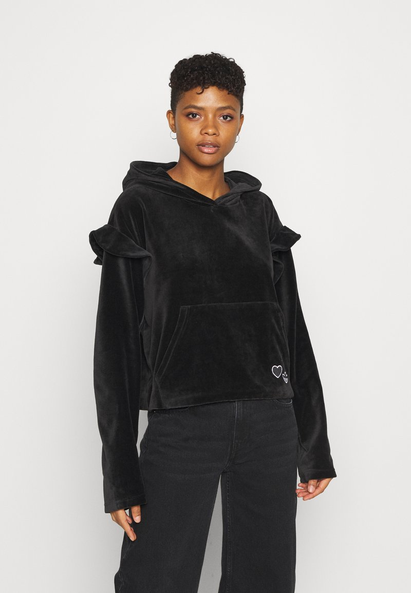 adidas Originals - HOODIE - Sweat à capuche - black