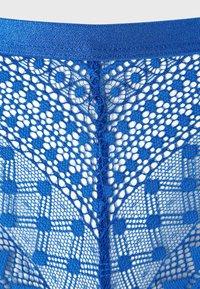 DORINA - AVA 2 PACK - Slip - black/royal blue - 6
