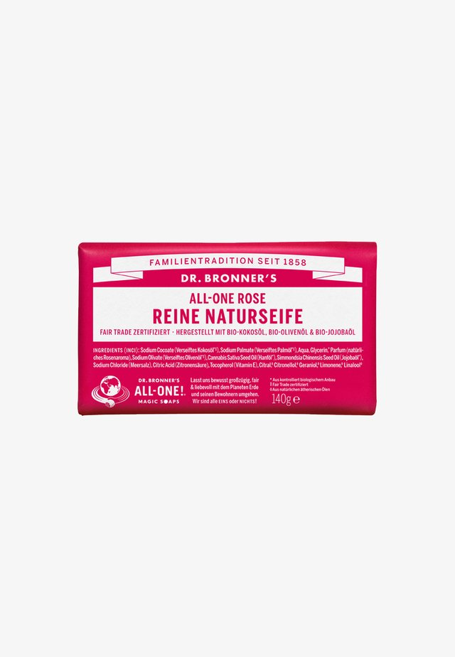 PURE NATURAL SOAP 140G - Zeep - rose