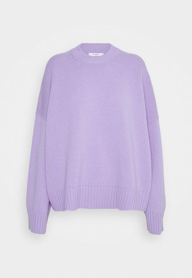 MATEO - Svetr - lavender