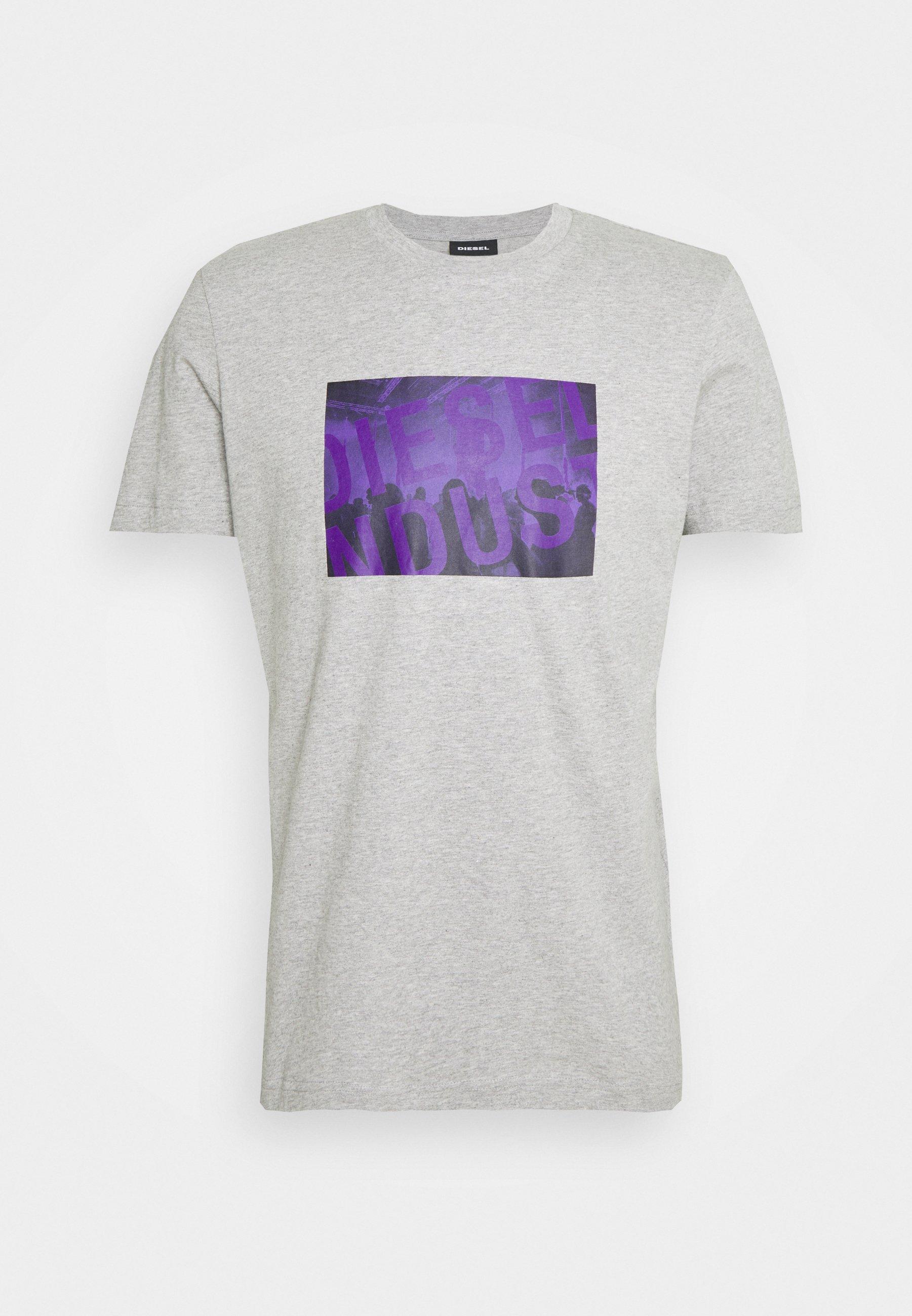 Men T-DIEGOS-K16 UNISEX - Print T-shirt