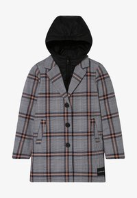 Calvin Klein Jeans - TAILORED CHECK COAT - Winter coat - grey - 3