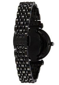 Emporio Armani - Hodinky - black - 2