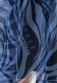 Next - Pleated skirt - blue - 8
