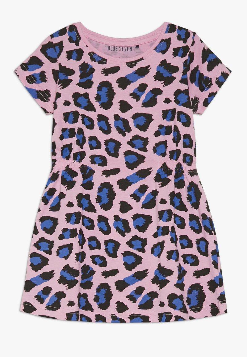 Blue Seven - Žerzejové šaty - azalee