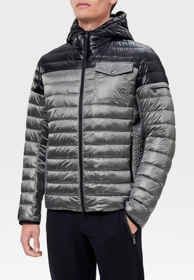 Down jacket - grey