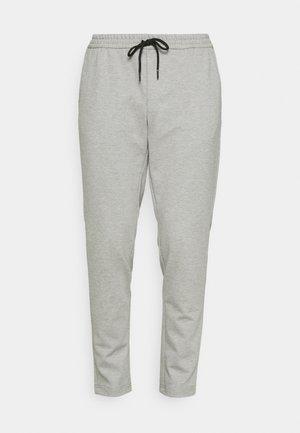 JJIWILL JJPHIL - Spodnie treningowe - light grey melange