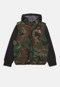 Jordan - JUMPMAN CLASSIC - Winter jacket - olive canvas - 0