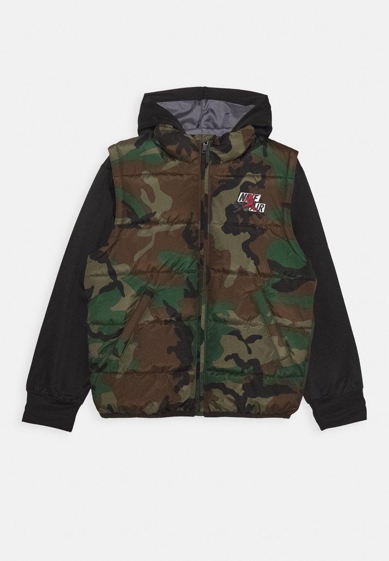 Jordan - JUMPMAN CLASSIC - Winter jacket - olive canvas