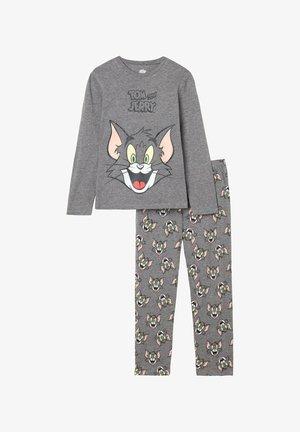 TOM - Pyjamas - grigio antr.mel.st.maxi tom