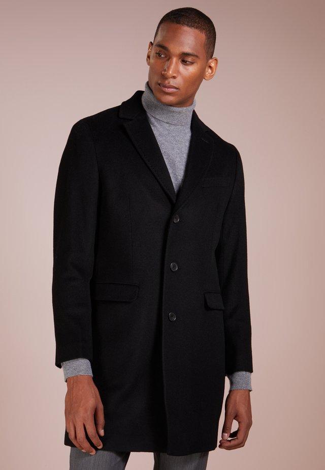 SULTAN NEW COAT - Classic coat - black