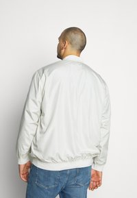 Jack & Jones - JORVEGAS JACKET - Bomber Jacket - silver birch - 2