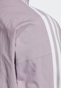 adidas Originals - TRACK TOP - Träningsjacka - purple - 5