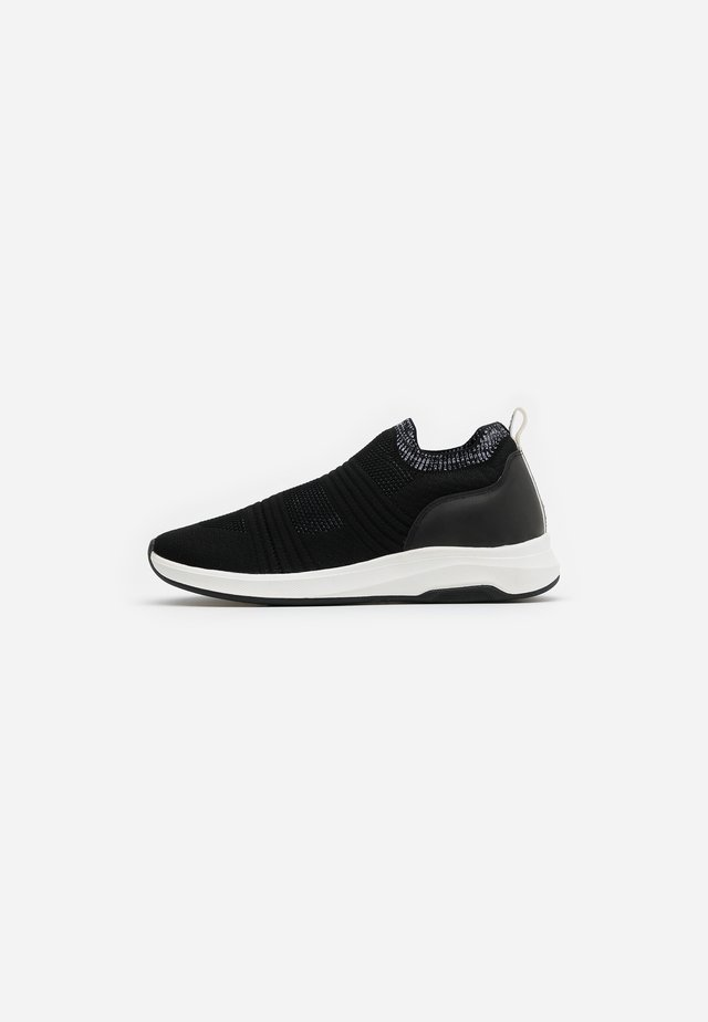ATENA - Loaferit/pistokkaat - black
