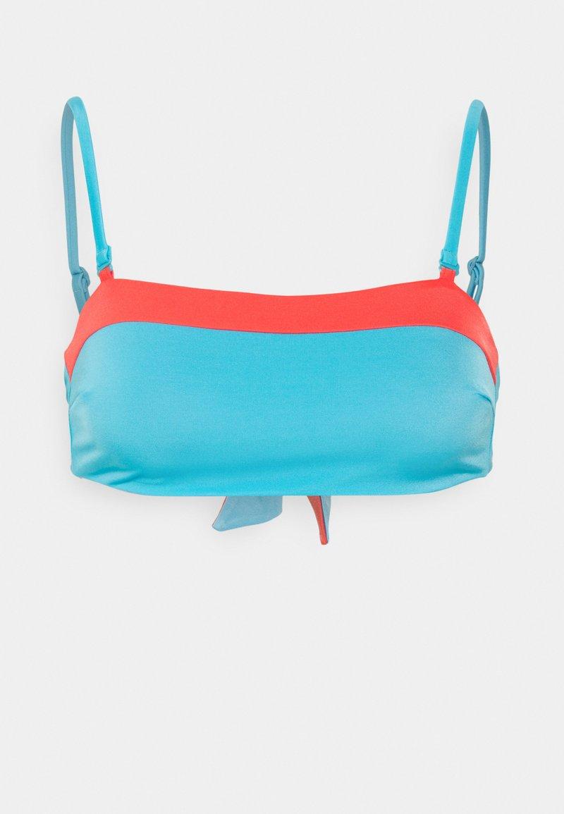 Sloggi - SHORE KOSRAE BANDEAU - Haut de bikini - orange