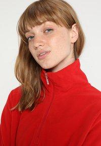 CMP - WOMAN - Fleece jumper - ferrari - 3