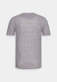 120% Lino - SHORT SLEEVE - Print T-shirt - white - 6