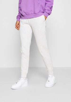 LOGO - Pantalones deportivos - light grey