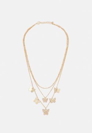 FGSOFIE COMBI NECKLACE - Kaulakoru - gold-coloured