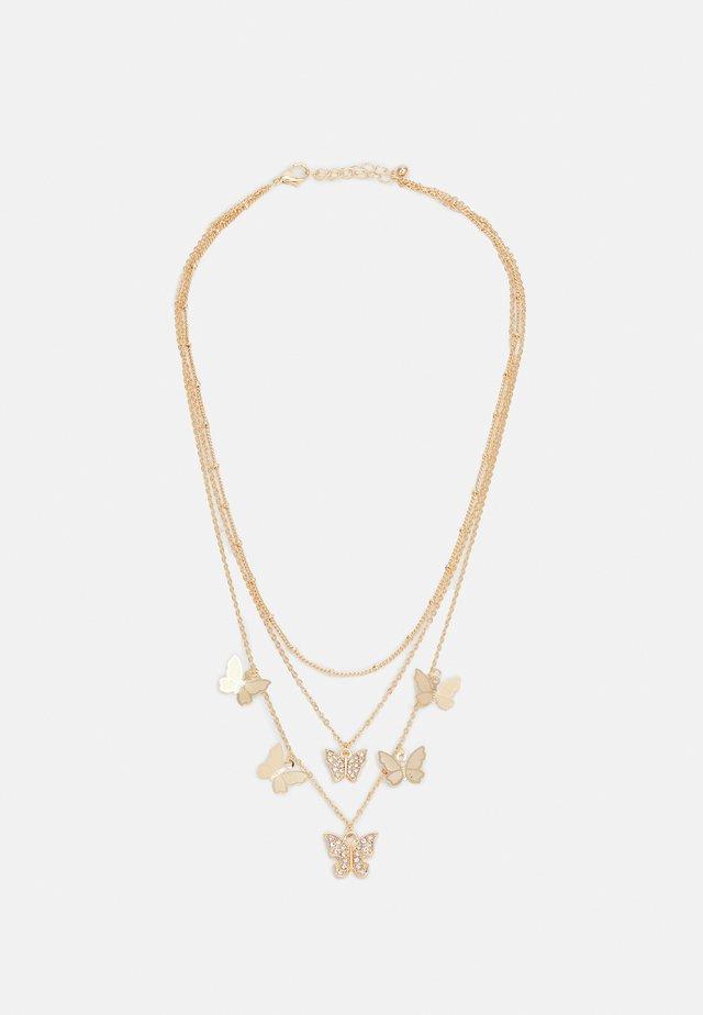 FGSOFIE COMBI NECKLACE - Halsband - gold-coloured