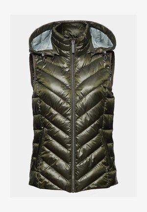 MIT 3M™ THINSULATE™ - Waistcoat - khaki green