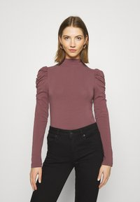 ONLY - ONLZAYLA PUFF - Body - rose brown - 0