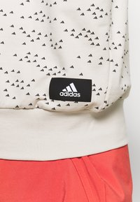 adidas Performance - WIN CREW - Sweatshirt - mottled grey - 4