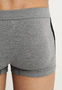 Schiesser - 2 PACK - Pants - mottled grey/black - 2