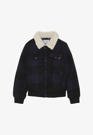 BLOUSON - Winter jacket - dark blue