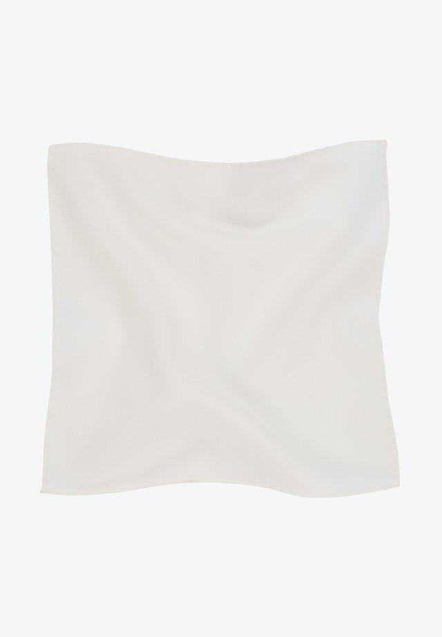 Mouchoir de poche - wool white