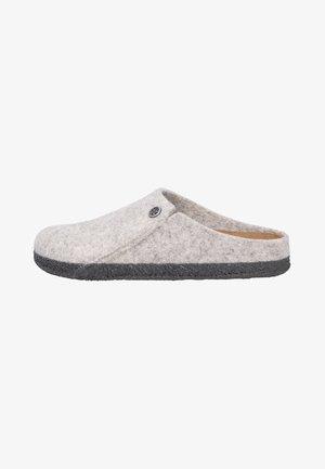 Slippers - lightgrey